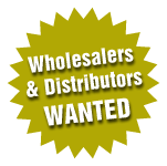 Wholesalers and Distributors Wanted